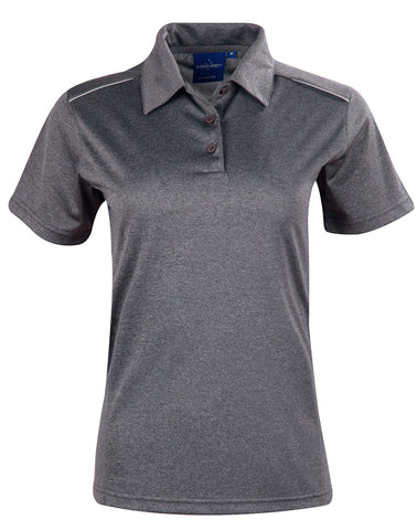Ladies RapidCool Cationic Short Sleeve Polo PS86