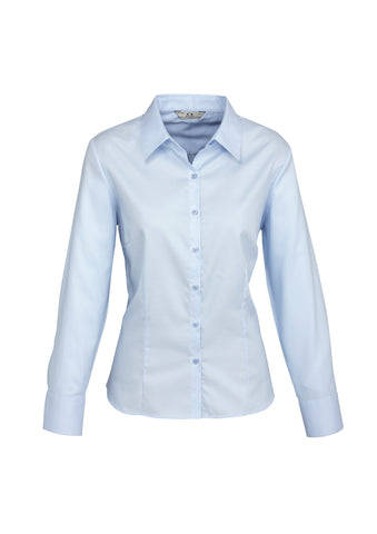 Ladies Luxe Long Sleeve Shirt S118LL