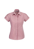 Ladies Berlin Short Sleeve Shirt S121LS
