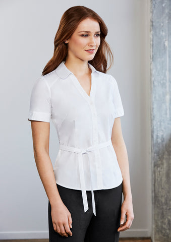 S261LS - Ladies Berlin Y-Line Shirt Biz Collection