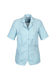 Ladies Stripe Oasis Overblouse S266LS