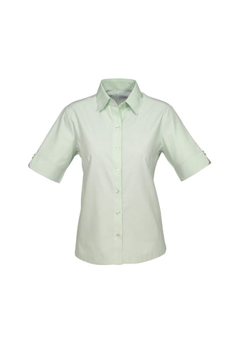 Ladies Ambassador Short Sleeve Shirt S29522