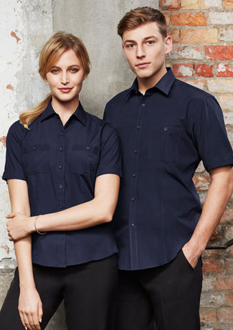 S306MS - Mens Bondi Short Sleeve Shirt Biz Collection