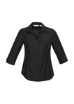 Ladies Preston 3/4 Sleeve Shirt S312LT