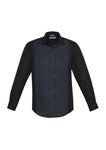 Mens Reno Panel Long Sleeve Shirt S414ML