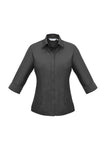 Ladies Hemingway 3/4 Sleeve Shirt S504LT