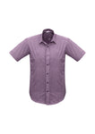 Mens Trend Short Sleeve Shirt S622MS