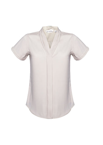 Ladies Madison Short Sleeve S628LS