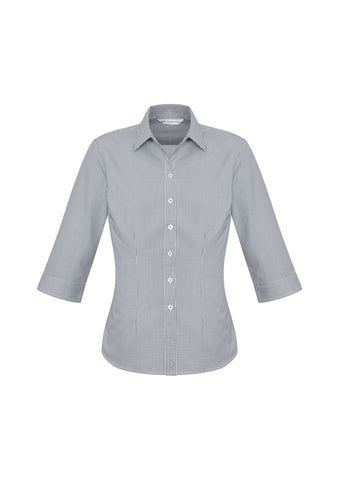Ladies Ellison 3/4 Sleeve Shirt S716LT