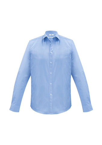 Mens Euro Long Sleeve Shirt S812ML