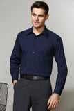 SH714 - Mens Metro Long Sleeve Shirt Biz Collection