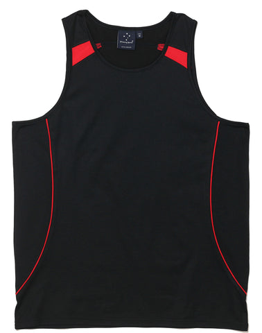 Mens TrueDry® Fashion Singlet SL53