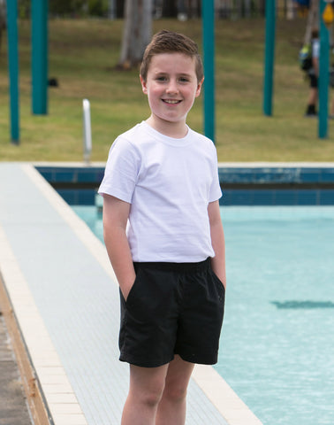SS29K - Kids Microfibre Sport Shorts Winning Spirit