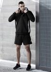 ST711M - Mens Circuit Short Biz Collection