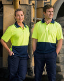 SW01CD - CoolDry® Micro-mesh Safety Polo AIW