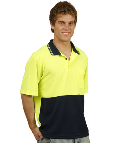 SW01TD - TrueDry® Micro-mesh Safety Polo AIW