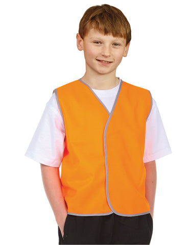 SW02K - Kids Hi-Vis Safety Vest AIW