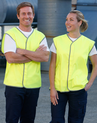 SW02 - High Visibility Safety Vest AIW