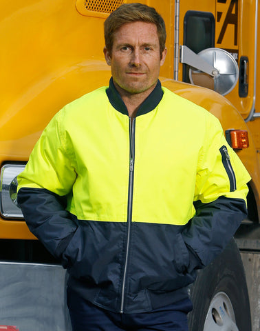 SW06A - High Visibility Two Tone Flying Jacket AIW