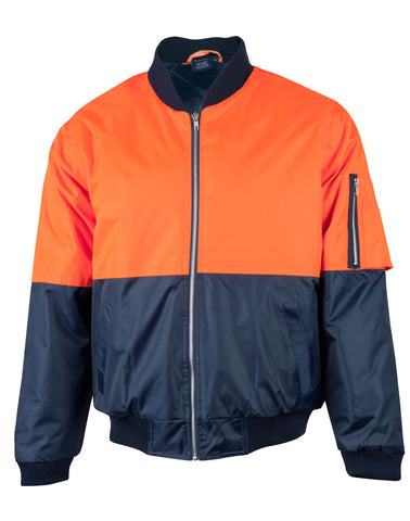 High Visibility Two Tone Flying Jacket SW06A
