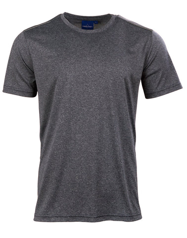 Men's RapidCool Cationic Short Sleeve Tee Shirt TS45