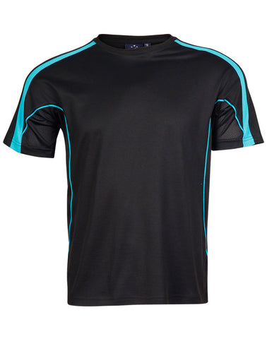 Mens TrueDry® Short Sleeve Fashion Tee Shirt TS53