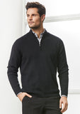 WP10310 - Mens 80/20 Wool-Rich Pullover Biz Collection