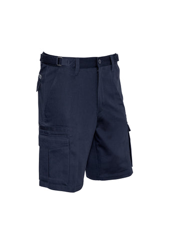ZS502 - Mens Basic Cargo Short Syzmik