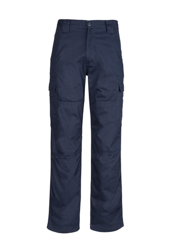 Mens Midweight Drill Cargo Pant (Stout) ZW001S