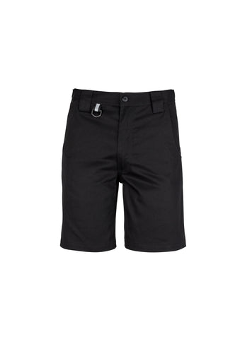 ZW011 - Mens Plain Utility Short Syzmik