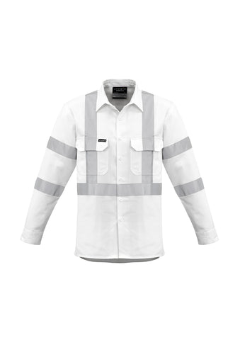 ZW621 - Mens Bio Motion X Back Shirt Syzmik