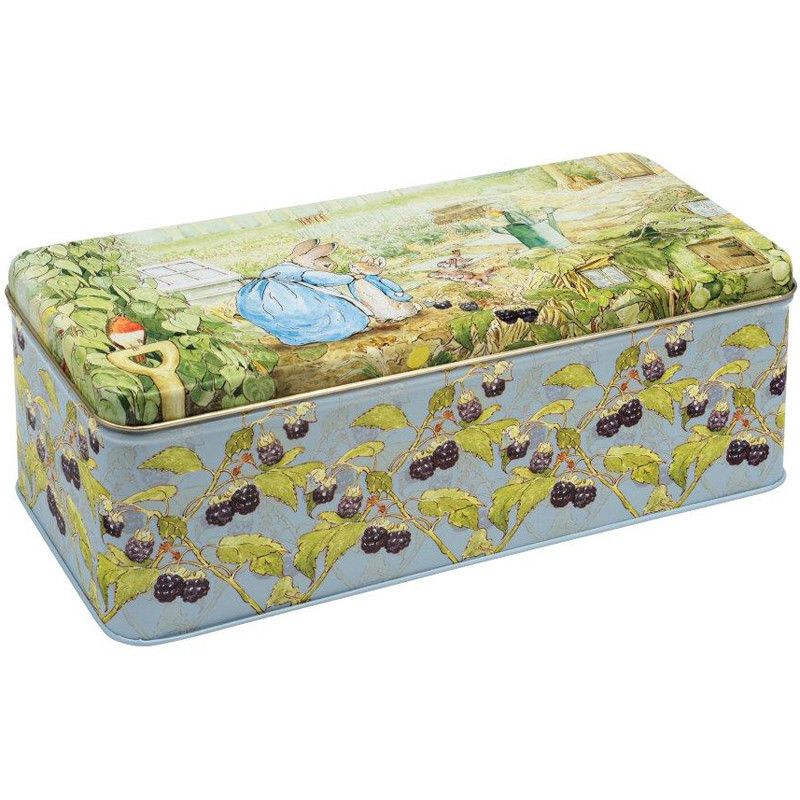 Lata rectangular de Peter Rabbit