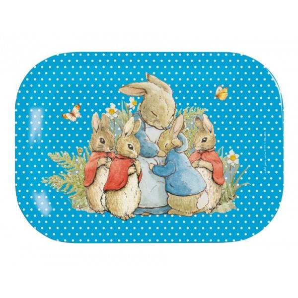 Bandeja de Peter Rabbit