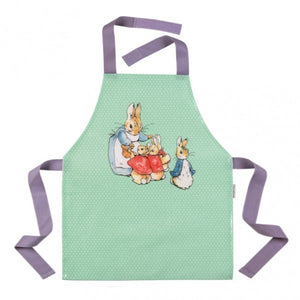 Delantal plastificado de Peter Rabbit