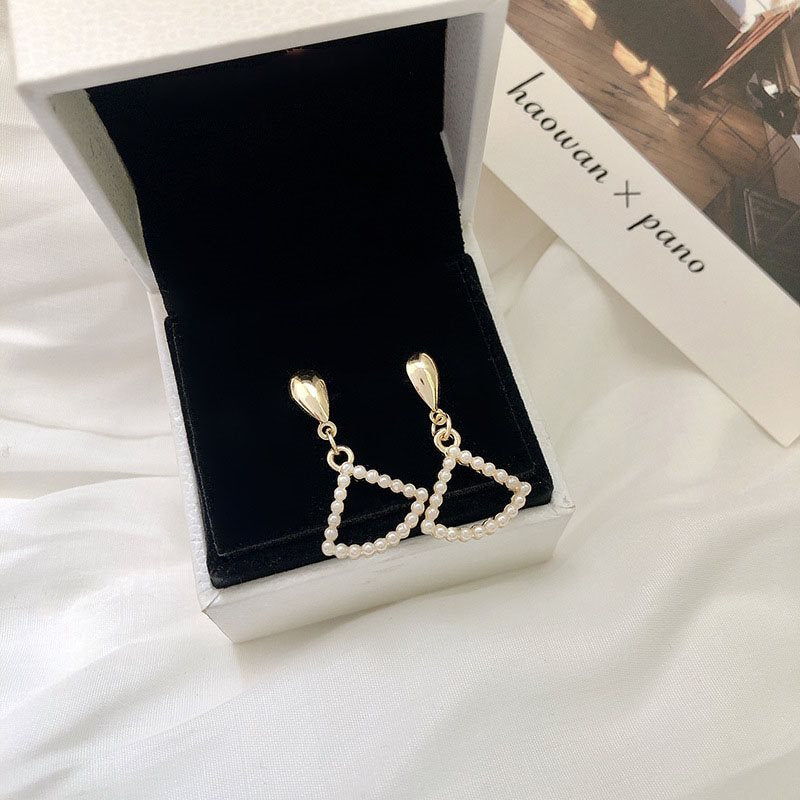 Alloy Vintage Geometric Wedding Earrings