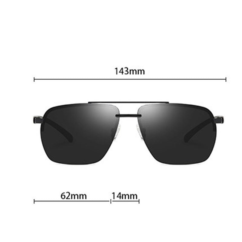Resin Vintage Sunglasses