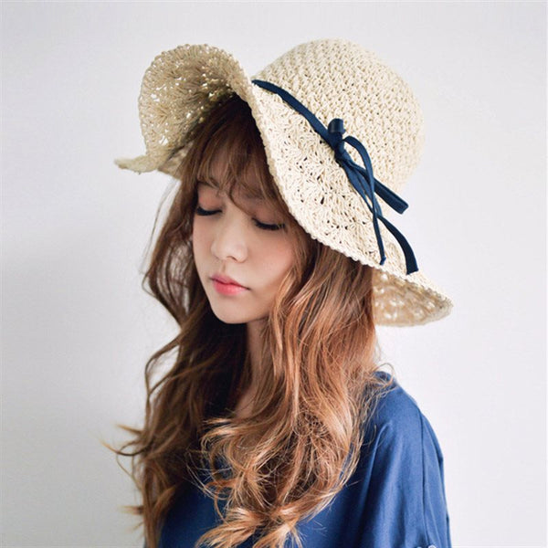 Sun Hat Straw Plaited Article Japanese Summer Hats