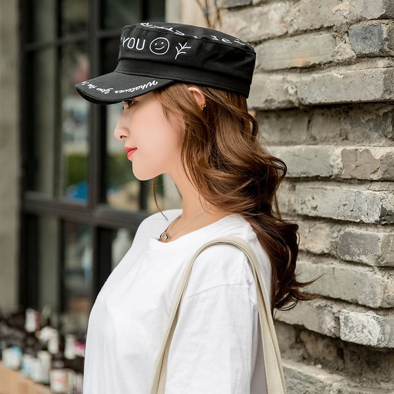 Korean Baseball Cap Summer Hats