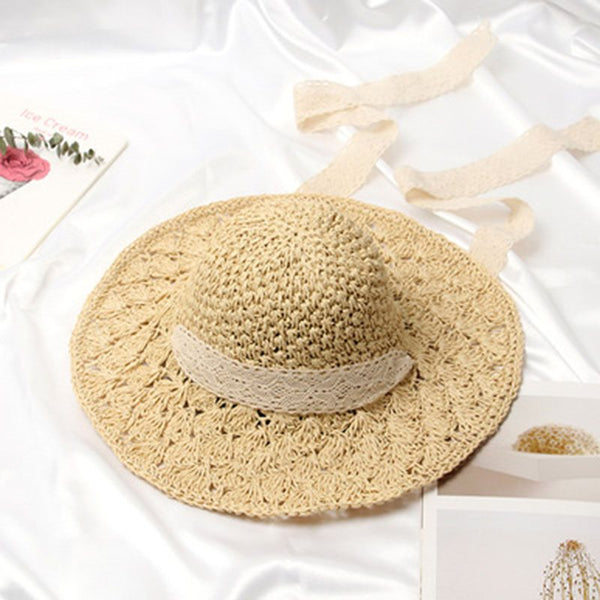 Sun Hat Lace Korean Summer Hats