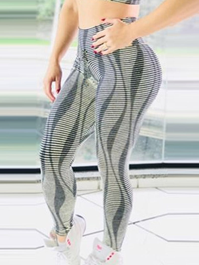 Print Female Summer Ankle Length Pants