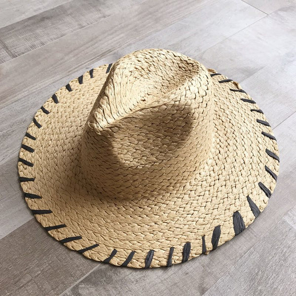 Straw Plaited Article Korean Summer Hats