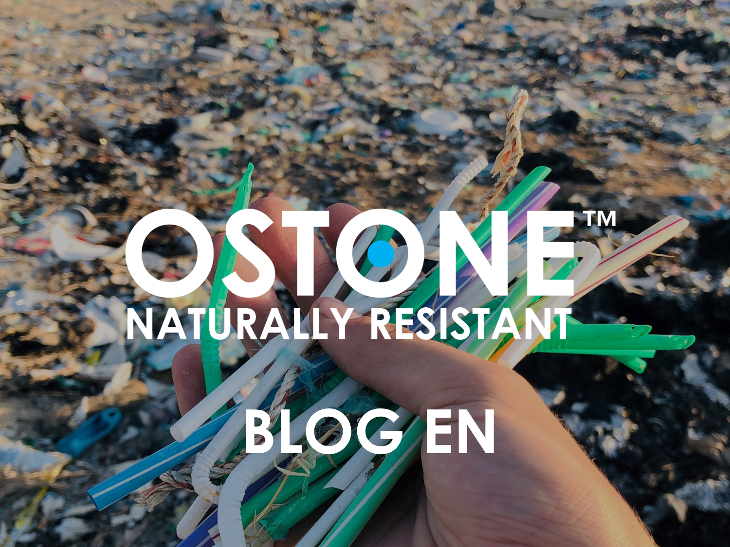 OSTONE ™ | Ecological straws in mineral paper and resistant fibers