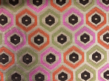 Discount Upholstery Fabric - Boden Sunrise 9.2 yards