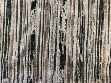 Discount Upholstery Fabric - Brushstroke Charcoal 9.8 yards