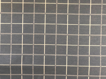 Discount Upholstery Fabric - Calculus Cobalt 8.5 yards