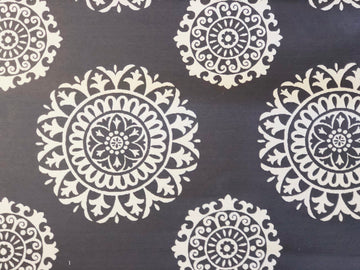 Discount Upholstery Fabric - Constantine Charcoal 1.6 yards