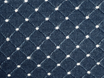 Discount Upholstery Fabric - A-Dover Navy 2 yards