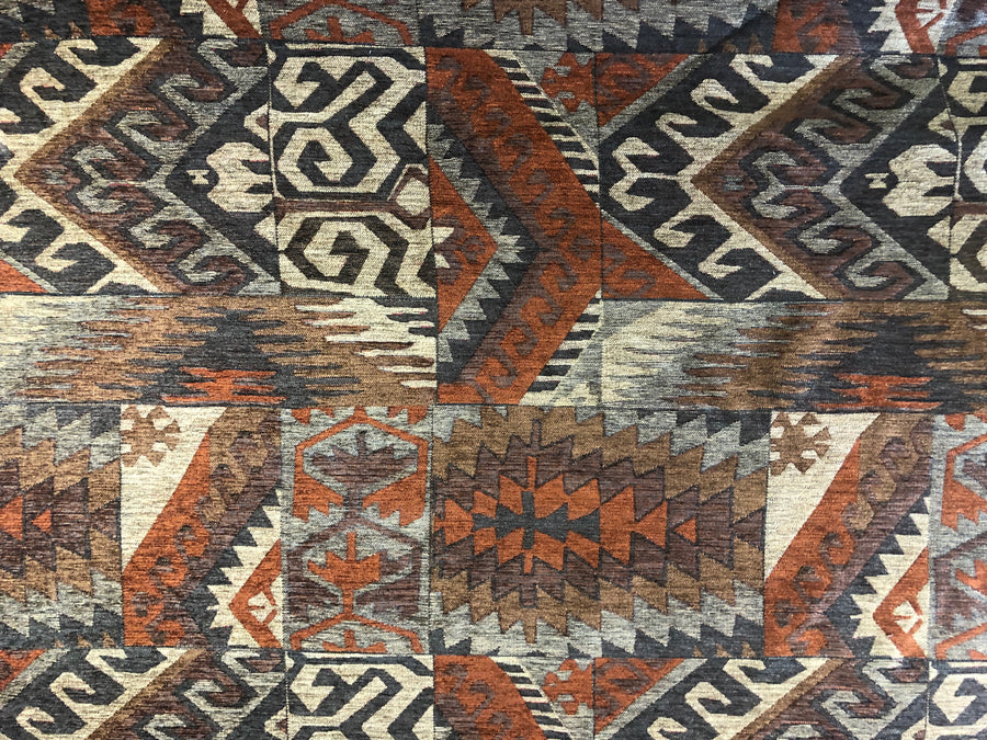 Discount Upholstery Fabric - Navajo Rustic 2.7 yards