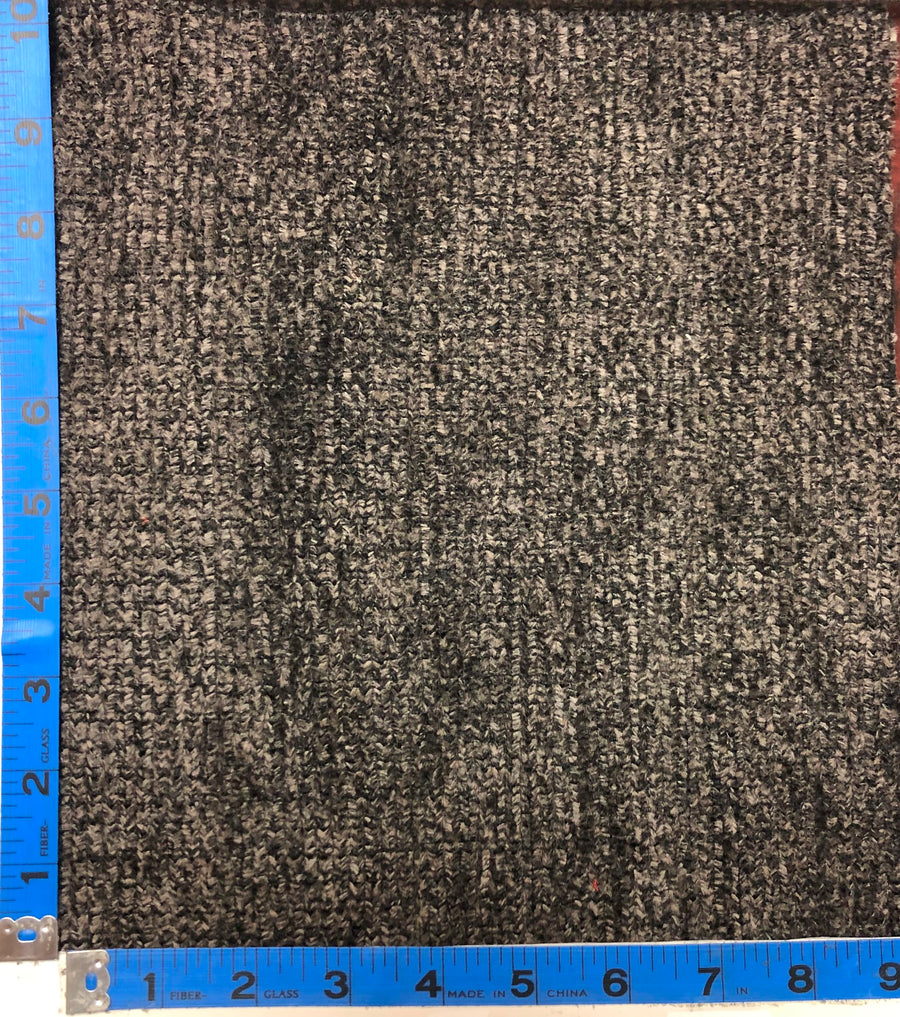 Discount Upholstery Fabric - Reverb Characoal