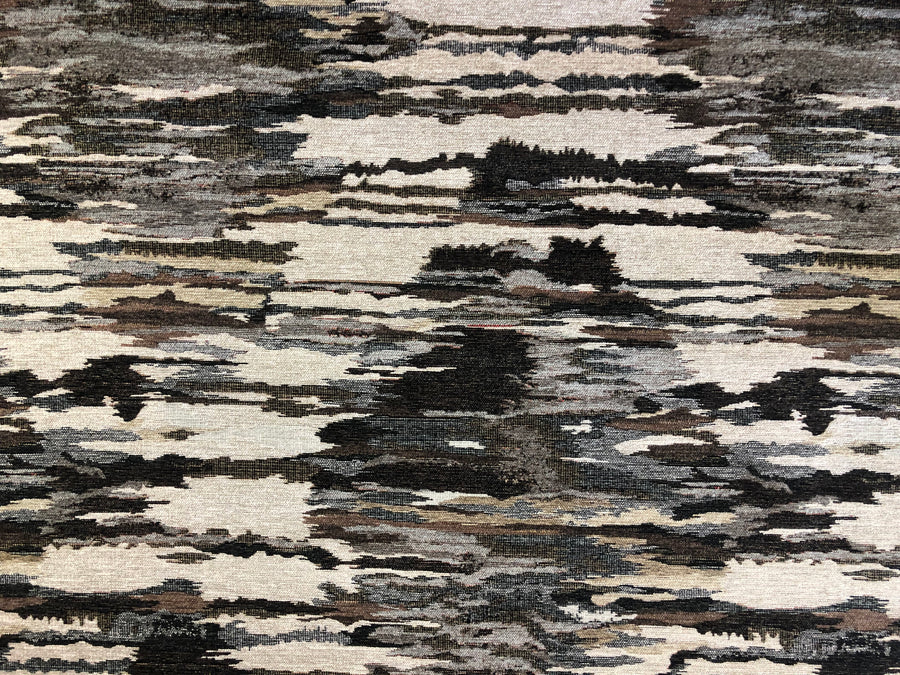 Discount Upholstery Fabric - Sunset Graphite 5.3 yards